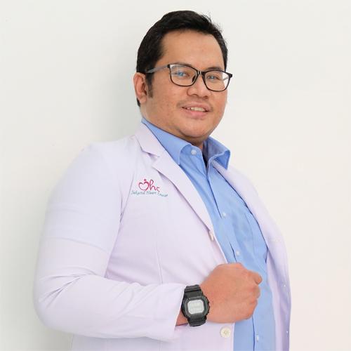 dr. Gusti Reza Ferdiansyah, Sp.BTKV