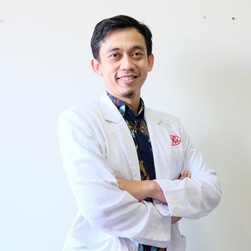 dr. Luly Nur El Waliy, SpJP