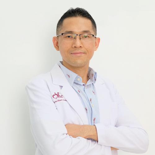 dr. Robert N Ngantung, SpPD, KKV, FINASIM