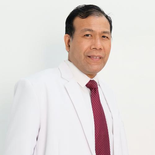 Dr. dr. Todung D.A. Silalahi, SpPD-KKV, FINASIM, FICA, FAPSIC, FACC, FSCAI